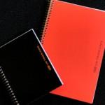 書くと同時に複写するノート