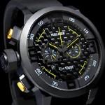 イタリアンデザインの腕時計を