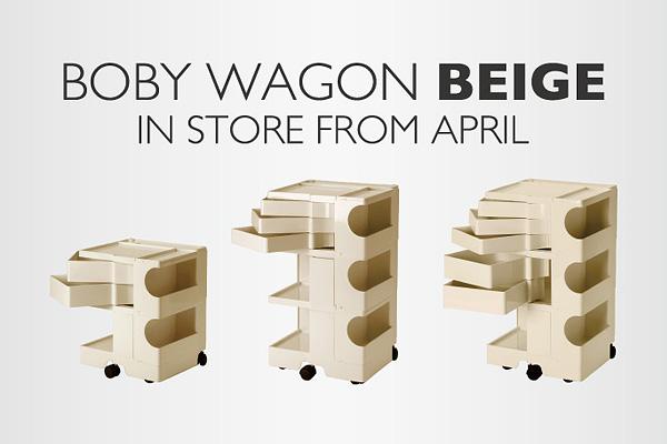 BOBY WAGON BEIGE