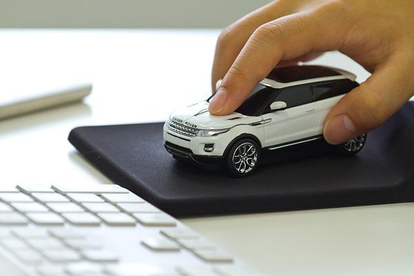 Range Rover 「Evoque」<Click Car Mouse パソコン用マウス>