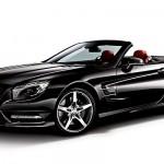 Mercedes-Benz SL 550 Edition 1 発売