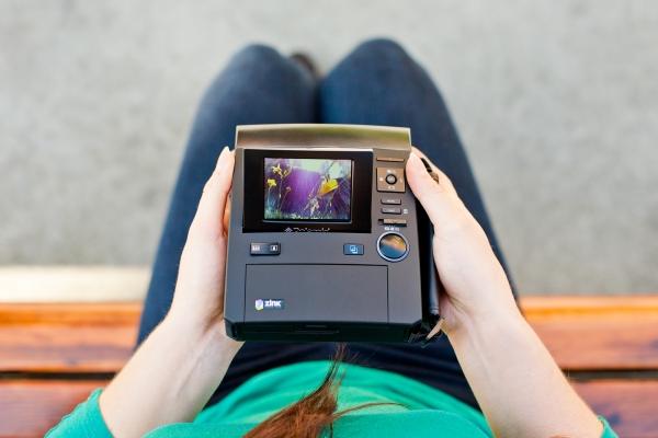 Polaroid インスタントデジタルカメラ Z340