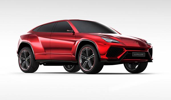 Lamborghini Urus|ランボルギーニ ウルス