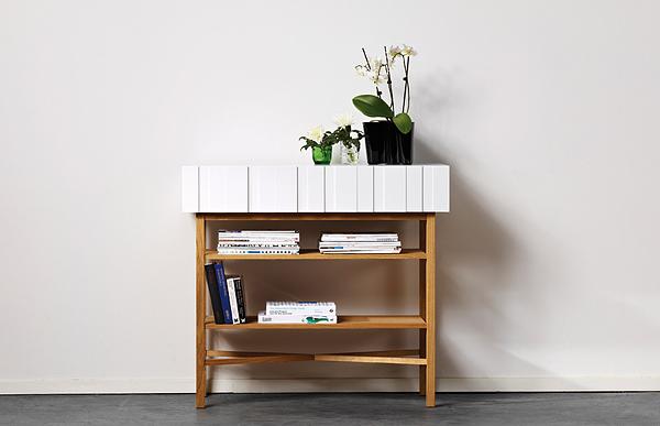 スウェーデンの家具ブランド、「A2」のキャビネット