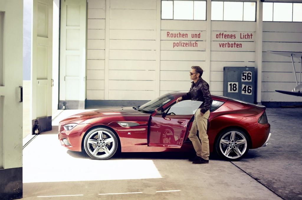 BMW ザガートクーペ