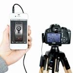 デジタル一眼カメラ + iOS =?