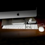 Apple keyboard の正しい収納法