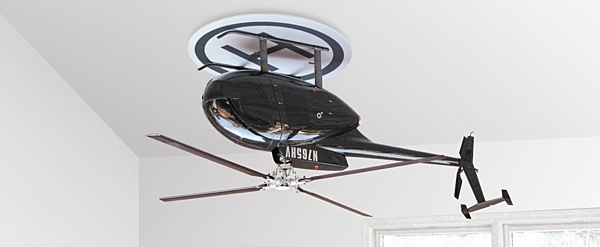 Upside Down Ceiling Fan