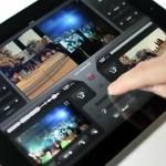 指一本で映像を操るVJアプリ