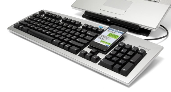 Matias One Keyboard for iPhone & PC