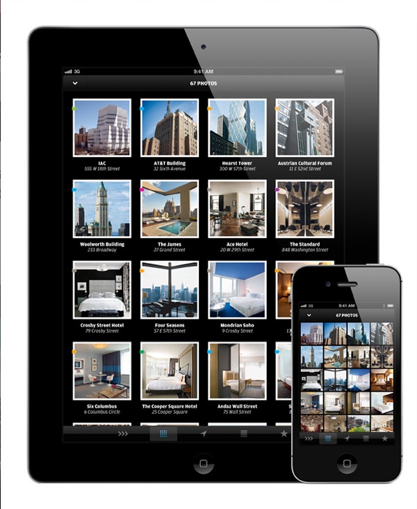 Wallpaper City Guides