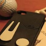ゴルファー専用iPhoneケース