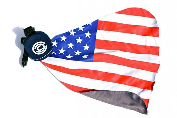 american flag lenscleaner