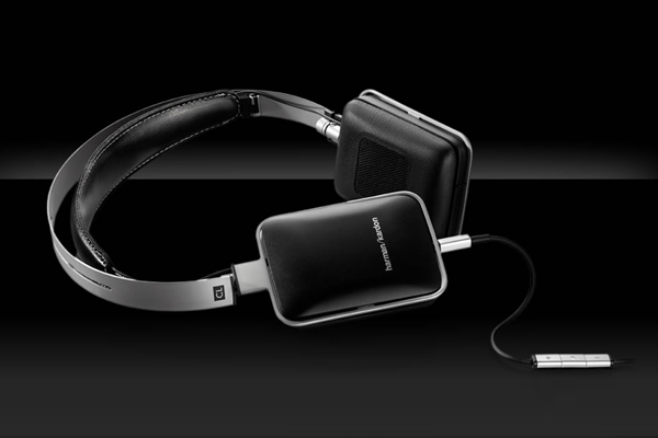 HIGH-PERFORMANCE ON-EAR HEADPHONES harman/kardon CL